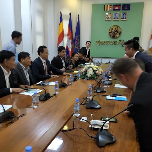 Phnom-Penh-Cambodia-2018-meeting-with-the-Vicemayor
